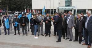 İYİ Partiden büyükşehir belediyesi işçilerine grev çağrısı
