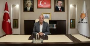 Başkan Tıraş'tan bayram mesajı: Bu bayram evde kalmak sağlıklı günler getirecek