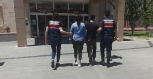 Karı-koca hırsızlar tutuklandı