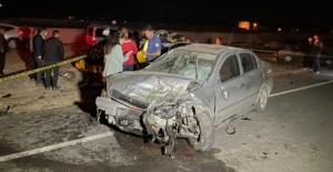 Elbistanda zincirleme trafik kazası:...