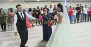Etiyopya'da nişan Elbistan'da düğün yaptılar