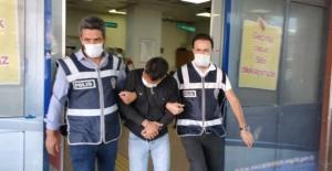 Polis 12 yıl 9 ay hapis cezası olan kişiyi yakaladı