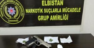 Elbistan#039;da uyuşturucu operasyonu:...