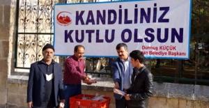 Elbistan Belediyesi 10 bin adet kete dağıttı