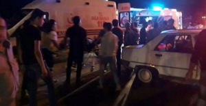 Hatalı 'U dönüşü' kazaya neden oldu: 7 yaralı