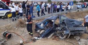 Feci kazada 2 kişi öldü 2 kişi yaralandı