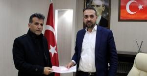 Ali Güçlü AK Partiden Meclis Üyeliği aday adaylığını açıkladı