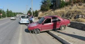 Elbistan'daki kazalarda 5 kişi yaralandı