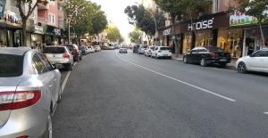 Caddelerde Park Yasağına Geçiliyor