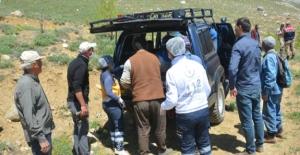 Elbistan'da dağda mantar toplamak isteyen yaşlı adamın cansız bedeni bulundu