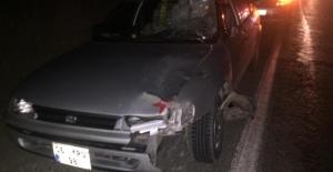 Elbistan yolunda otomobilin çarptığı yaya öldü