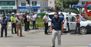 Elbistan'da maske taklamayanlara ceza