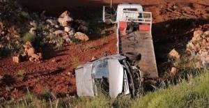 Feci kaza 1 ölü, 2 yaralı
