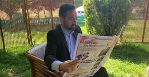 """Gürbüz, """"Hizmet Bülteni Gazetemiz okuyucu ile buluştu"""""""