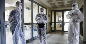 Elbistan'da karantina kuralına uymayan 5 kişi KYK yurduna yerleştirildi