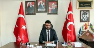 MHP İlçe Başkanı Bostan'dan 29 Ekim mesajı