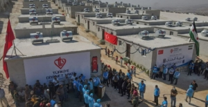 Elbistanlı hayırseverlerin yaptırdığı konutlar evsiz insanlara teslim edildi