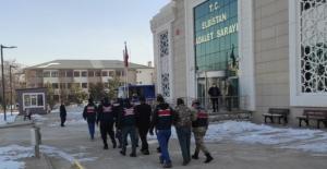 Elbistan'daki uyuşturucu operasyonunda 3 kişi tutuklandı
