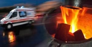Sobadan sızan karbonmonoksit gazından zehirlenen çift öldü