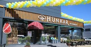 Elbistan'ın ilk dinlenme tesisi olan Hünkar restoran açıldı