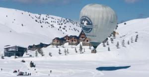 Kahramanmaraş'ta sıcak hava balonuyla ilk uçuş yapıldı
