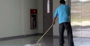Temizlik görevlisi alınacak
