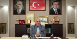 Başkan Ahmet Tıraş'tan Ramazan Ayı mesajı