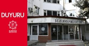Elbistan Belediyesi, kısıtlamalarda vatandaşın yanında olacak