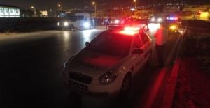 Bekçiyi yaralayan baba oğul gözaltına alındı