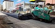 Merkez ve kırsal mahallelerde asfalt çalışması sürüyor
