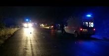 Otomobil ile motosiklet çarpıştı: 1ölü,1 yaralı