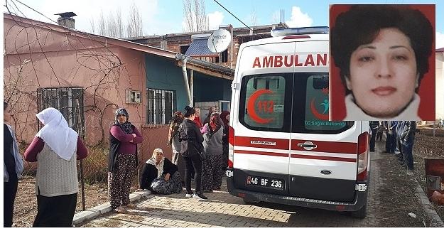 Elbistan'da 3 Gündür Kendisinden Haber Alınamayan Kadın Ölü Bulundu