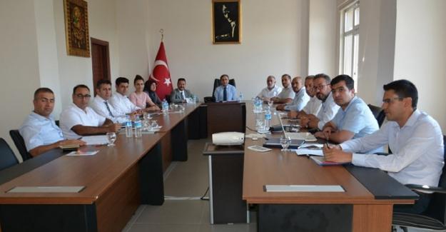 OSB'de yeni yönetim kurulu belirlendi
