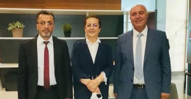 AK Parti İlçe Başkanı Belli Oluyor