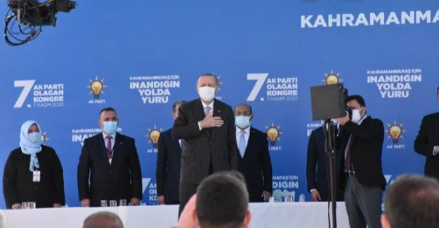 Cumhurbaşkanı Erdoğan, Elbistan-Malatya yolu açıklaması
