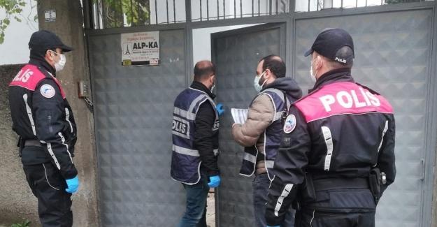Evi kumarhaneye çeviren 10 kişiye 31 bin TL ceza kesildi