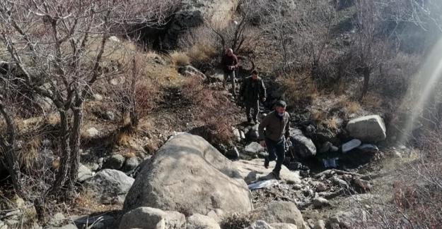 Elbistan'da 37 avcı kontrol edildi