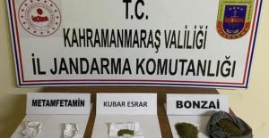 Uyuşturucudan 7 kişi gözaltına alındı