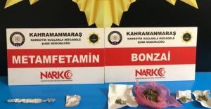 Uyuşturucudan 2 kişi tutuklandı