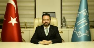 Başkan Gürbüz'den Miraç Kandili mesajı